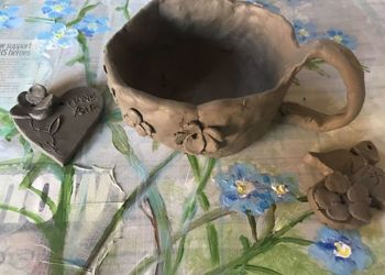 Ceramics workshop creates amazing pieces to say thank you